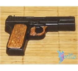 """Мыло ручной работы """"Пистолет ТТ"""""""