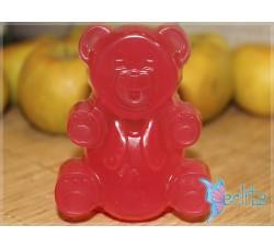 """Мыло ручной работы """"Мишка """"Red Teddy"""""""