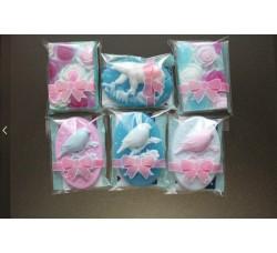 Мыло ручной работы штучное в упаковке